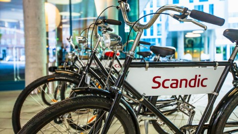 Picture 6: Scandic hotel bycicle rental