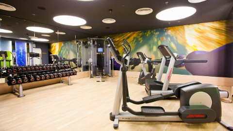 Picture 8: Fitness area at Scandic Hotel EMPORIO.